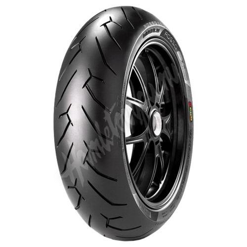 Pirelli Diablo Rosso II 160/60 ZR17 M/C (69W) TL zadní