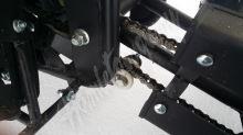 Dětská elektro čtyřkolka ATV Street Hummer 1000W 48V černá