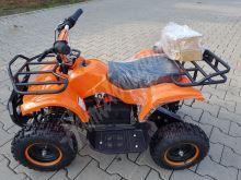 Dětská elektro čtyřkolka ATV Torino 800W 36V oranžová