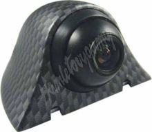 """c-ccds1ntcb x CCD 1/4"""" SHARP kamera 0,5 LUX NTSC, karbonová přední / zadní"""