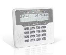 Satel VERSA-LCDR-WH LCD klávesnice s RFID