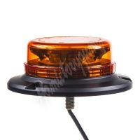 wl140fix LED maják, 12-24V, 12x3W oranžový fix, ECE R65