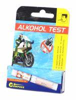 Detekční trubička - alkohol test