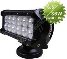 wl-cree36 LED 12x3W prac.světlo, 9-32V, 167x73x107mm