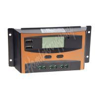 34403 Solární regulátor nabíjení 12V/24V, 20A s LCD