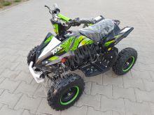 Dětská elektro čtyřkolka ATV Phyton Deluxe 800W 36V zelená