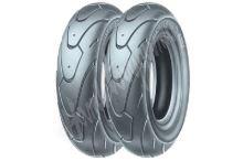 Michelin BOPPER 120/70 -12 M/C 51L TL/TT přední/zadní