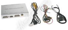 miuni03 Univerzální převodník kompozitního videosignálu do RGB linky