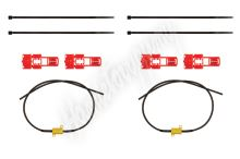 OSLEDCBCTRL101 OSRAM rezistor pro žárovku 12V/5W, hliníkové pouzdro (2ks) Duo-box