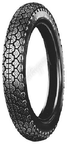 Dunlop K70 3.50 -19 M/C 57P TT