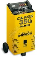 Nabíječka autobaterií Deca CLASS Booster 350E (12 /24V 20A  220 *A) o kapacitě 30 - 400 Ah