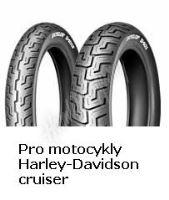 Dunlop D401 HD 100/90 -19 M/C 57H TL přední