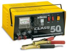 Nabíječka autobaterií Deca CLASS 50A (12 / 24V)  35 A, o kapacitě 15 - 500 Ah