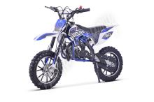 Minicross Gazelle 49ccm Sport Edition 2018 modrá