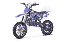 Minicross Gazelle 49ccm Sport Edition 2020 modrá
