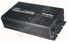 PZ14 Měnič napětí z 12/230V + USB, 5000W