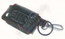 482PG104 x Kožený obal pro klíč Peugeot, 3-tlačítkový (48PG104)