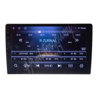 "80830AT Autorádio s 10,1"" LCD, Android 10.0, WI-FI, GPS, apple carplay / android auto, Blu"