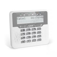 Satel VERSA-LCDM-WRL bezdrátová LCD klávesnice s RFID