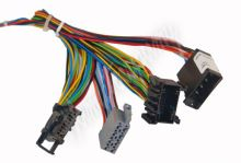 tvf-05 Kabeláž Mercedes pro připojení modulu TVF-box01 s navigací Comand 2.0, APS CD