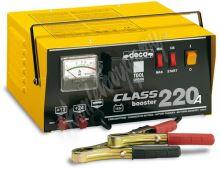 Nabíječka autobaterií Deca CLASS Booster 220A (12 /24V 13A  150 *A) o kapacitě 20 - 300 Ah