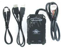 55usbty002 Connects2 - ovládání USB zařízení OEM rádiem Toyota/AUX vstup
