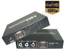 miuniHDMI Univerzální převodník videosignálu z HDMI do CVBS a HDMI