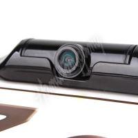 Univerzální přední kamera v podložce pro ev.číslo BC PLATE-F