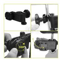 rt5-3790QF Univerzální držák s úchytem na opěrku pro tablety výška 120-220mm se systémem 4