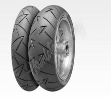 Continental Conti Road Attack 2 120/70 ZR17 + 160/60 ZR17 Dot 0212
