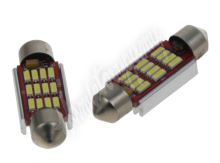9523020cb LED sufit (39mm) bílá, 12V, 12LED/4014SMD