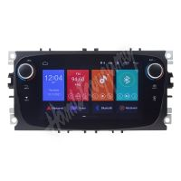 """80888A Autorádio pro Ford 2008-2012 s 7"""" LCD, Android 10.0, WI-FI, GPS, Mirror link, Bluet"""