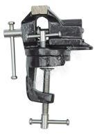 Svěrák stolní 75 mm otočný