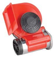 sn-151 Šneková kompresorová fanfára 12V, červená