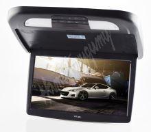 """ds-x116d Stropní monitor 11,6"""" černý s DVD/SD/USB/HDMI"""