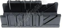 Přípravek na řezání úhlů 230 x 50 mm plast