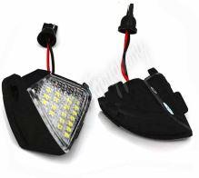 LEDdvw06 LED osvětlení do zrcátka VW Golf V, Seat