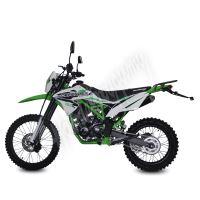 Pitbike Mikilon Defender 150RR kola 19/16 zelená