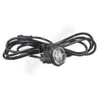 kf310 PROFI výstražné LED světlo vnější oranžové, 12-24V, ECE R65