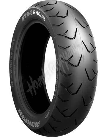 Bridgestone G704 180/60 R16 M/C 74H TL zadní