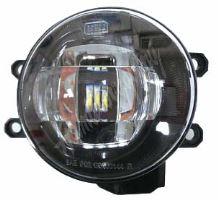FOGledTY LED mlhová světla, homologace ECE R19