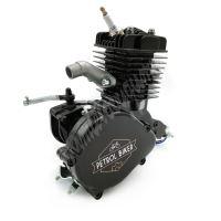 Samostatný motor pro motokolo 80ccm Černá