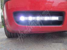 drlSK04/just LED světla pro denní svícení Škoda Octavia I 2000-10, ECE