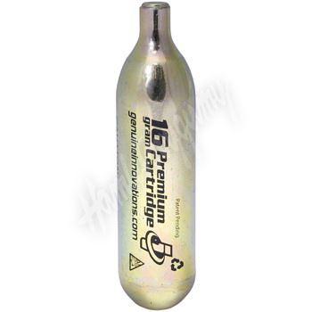 CO2 bombička 16 g bez-závitu