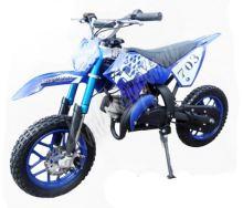 Minicross Nitro KXD3, modrá posledni sestavena