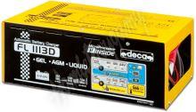Nabíječka autobaterií Deca FL 1113D (6 / 12 / 24V) 7 A, o kapacitě 8 - 120 Ah