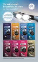 Halogenová žárovka Megalight Plus 50 GE H4-MP50