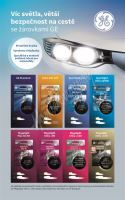 Halogenová žárovka Megalight Ultra GE H7-MU90