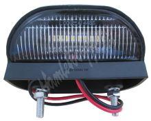 trl18led LED osvětlení SPZ, 12/24V, ECE