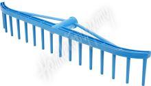 Hrábě 550 mm plast 16 zubů